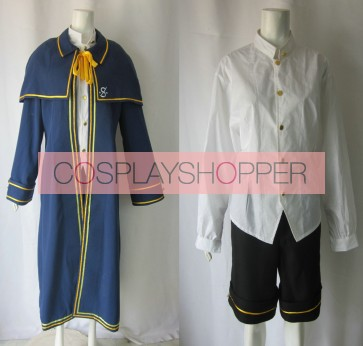 Vocaloid Oliver Cosplay Costume
