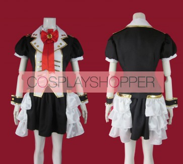 Vocaloid 2 Kagamine Rin CP Cosplay Costume