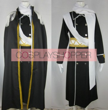 Axis Powers Hetalia Russia Seven Years War Cosplay Costume