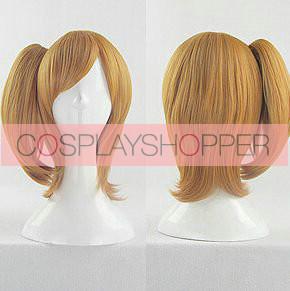 Brown 35cm Love Live! Honoka Kosaka Cosplay Wig