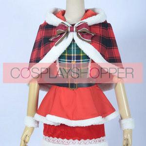 Love Live! SR Card Maki Nishikino Cosplay Costume