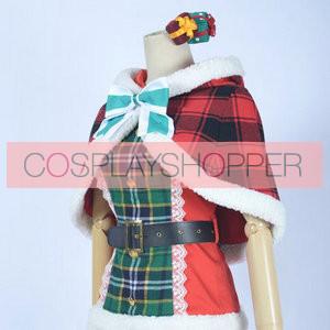 Love Live! SR Card Eri Ayase Cosplay Costume