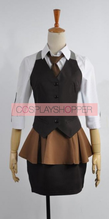 Tokyo Ghoul Toka Kirishima Work Uniform Cosplay Costume