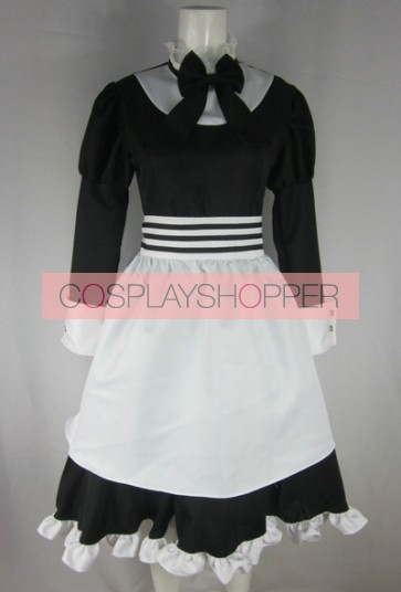 Axis Powers Hetalia Belarus Maid Cosplay Costume