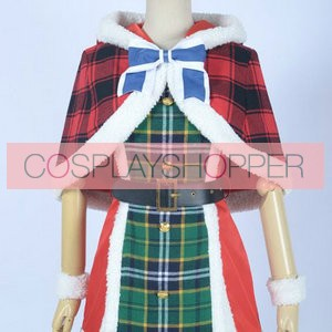 Love Live! SR Card Umi Sonoda Cosplay Costume