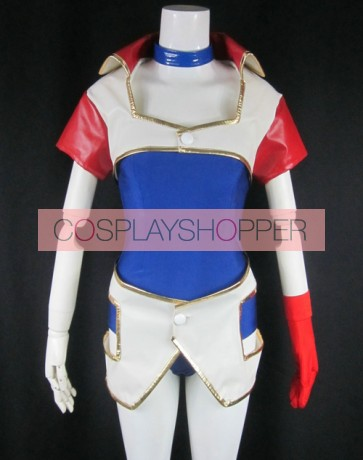 Dirty Pair Flash Yuri Cosplay Costume