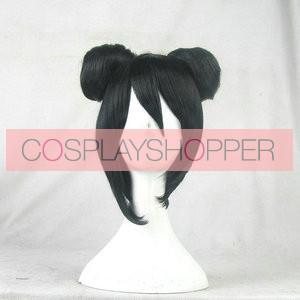 Black 32cm Love Live! Niko Yazawa Cosplay Wig