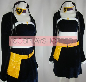 Venus Versus Virus Lucia Nahashi Cosplay Costume