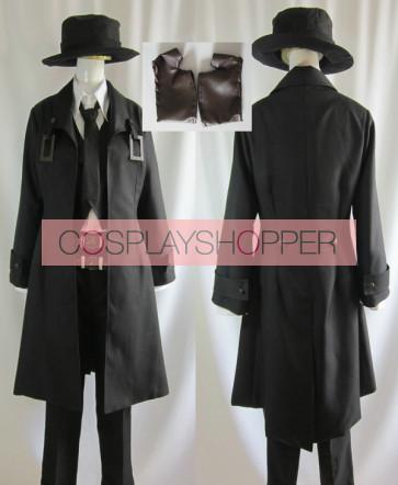 BlazBlue Yuki Terumi Cosplay Costume
