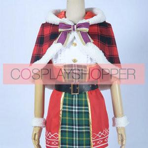 Love Live! SR Card Nozomi Tojo Cosplay Costume