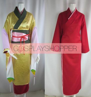 Hakuouki Sen-hime Cosplay Costume