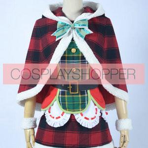 Love Live! SR Card Kotori Minami Cosplay Costume