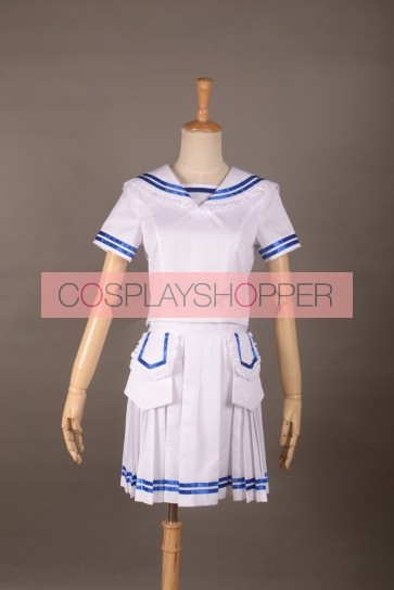 AKB0048 School Uniform Cosplay Costume