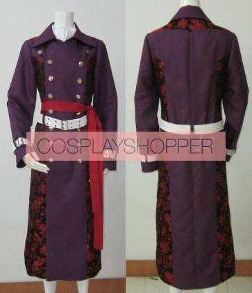 Hakuouki Chikage Kazama Cosplay Costume