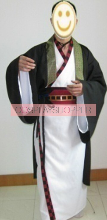 Hakuouki Chikage Kazama Cosplay Kimono