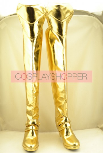 Fate/stay night Saber Cosplay Boots