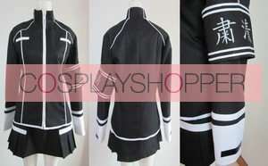 Katekyo Hitman Reborn! Girl Uniform Cosplay Costume