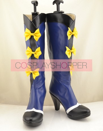 Tales of Vesperia Judith Cosplay Boots