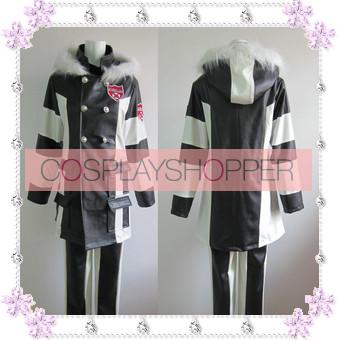 Katekyo Hitman Reborn! Fran Cosplay Costume
