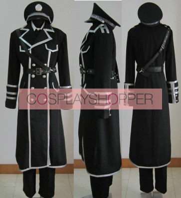 Angel Sanctuary Katan Uniform Cosplay Costume