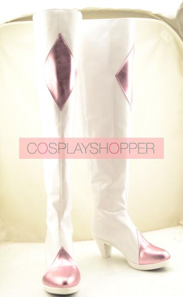 Code Geass C.C.Cosplay Boots
