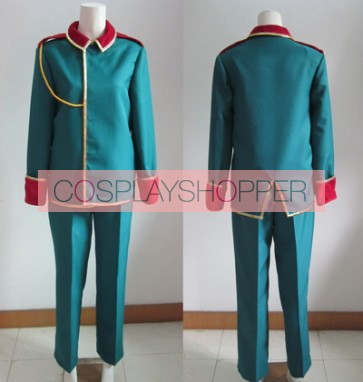 Inazuma Eleven Teikoku Gakuen Uniform Cosplay Costume