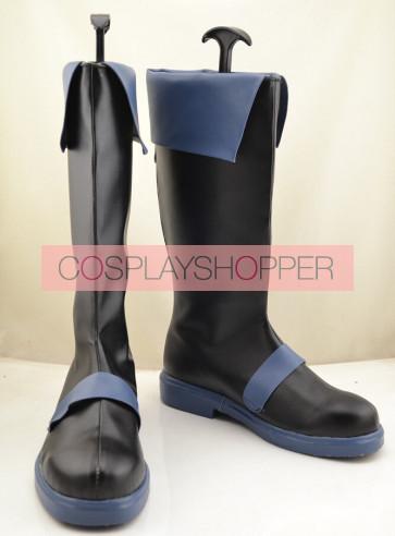 Black Bullet Rentaro Satomi Cosplay Boots