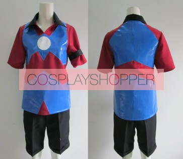 Inazuma Eleven The Chaos Uniform Cosplay Costume