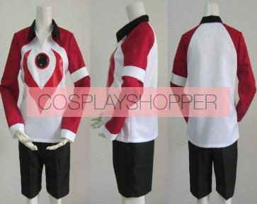 Inazuma Eleven Haruya Nagumo Soccer Uniform Cosplay Costume
