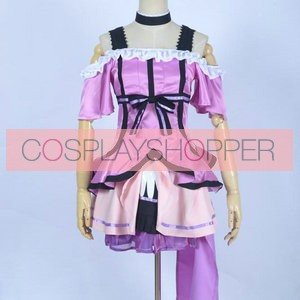 Love Live! Nozomi Tojo Purple Cosplay Costume