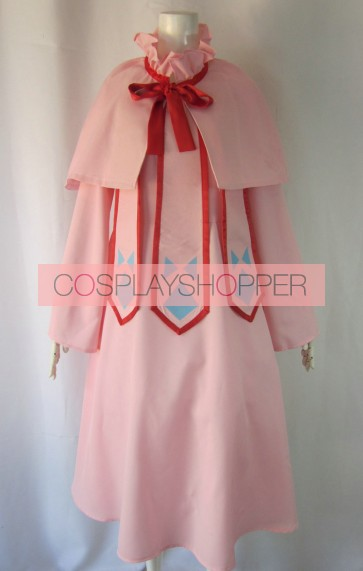 Fairy Tail Mavis Vermillion Cosplay Costume