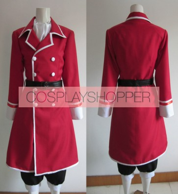 Fairy Tail Fried Justine Cosplay Costume