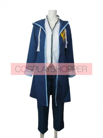 Fairy Tail Jellal Fernandes Cosplay Costume 2nd Edition