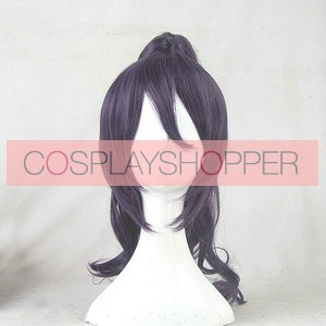 Purple 60cm Riddle Story of Devil Otoya Takechi Cosplay Wig