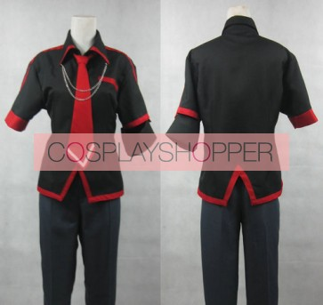 Blood-C Shinichiro Tokizane Boy School Uniform Cosplay Costume