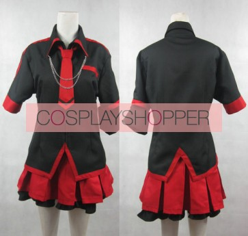 Blood-C Saya Kisaragi Girl School Uniform Cosplay Costume