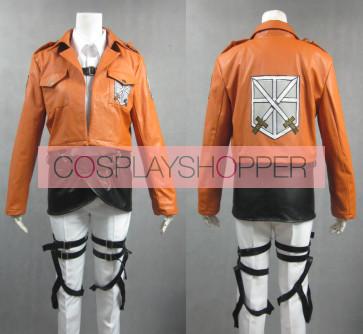Attack On Titan Armin Arlert Cosplay Costume V2