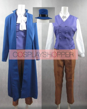 Axis Powers Hetalia England Uniform Cosplay Costume