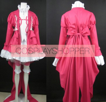 Homestuck Fefetasprite Cosplay Costume