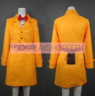 Professor Layton Emmy Altava Cosplay Costume