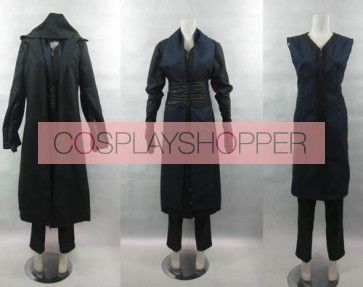 Star Wars Count Dooku Darth Tyranus Cosplay Costume