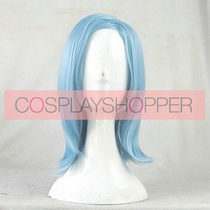 Blue 35cm Riddle Story of Devil Suzu Shuto Cosplay Wig