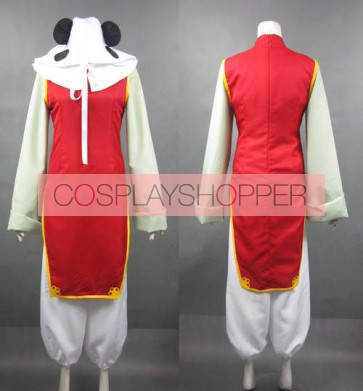 Vocaloid Fanclub Rin Cosplay Costume