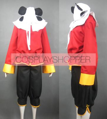 Vocaloid Fanclub Gumi Cosplay Costume