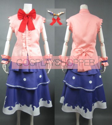 Touhou Project Suika Ibuki Cosplay Costume