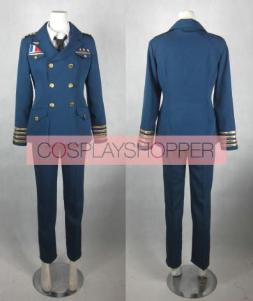Uta no Prince-sama Airline Captain Uniform Cosplay Costume