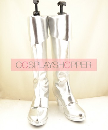 Claymore Lucera Cosplay Boots