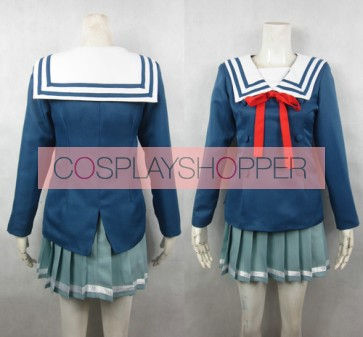 Beyond the Boundary Kyoukai no Kanata Mitsuki Nase Cosplay Costume