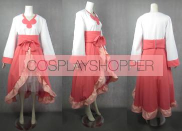 Pokemon Black/White Cosplay Costume