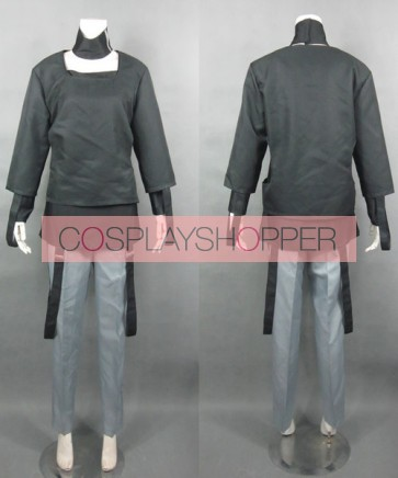 Kagerou Project Konoha Haruka Kokonose Black Cosplay Costume